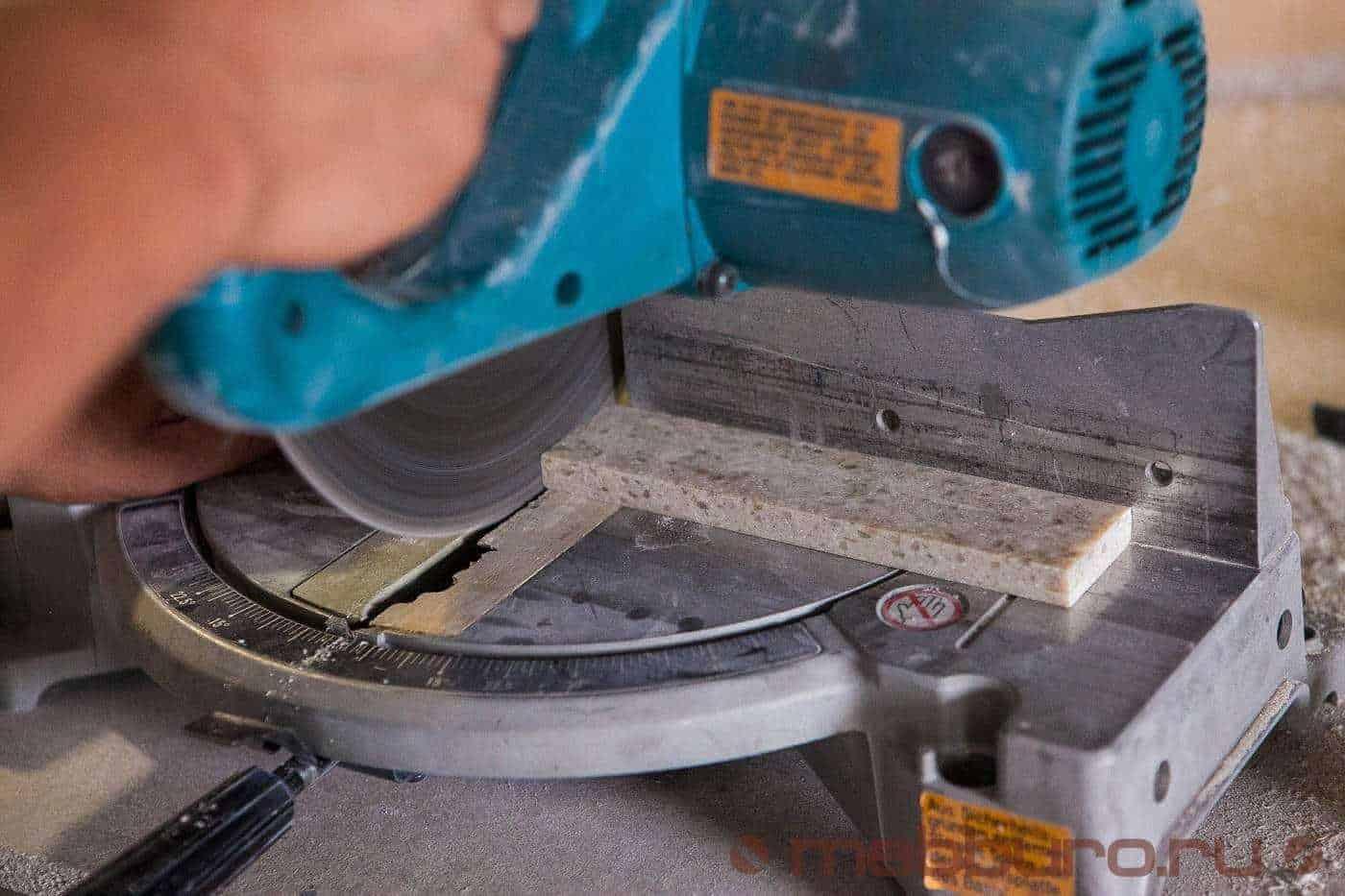 Оборудование для обработки искусственного камня