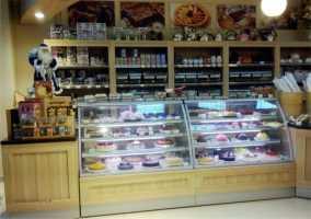 Наша компания произвела реконструкцию хлебного и кондитерского отделов универсама Алые паруса