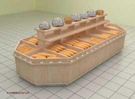 Новая линейка оборудования для хлебных и кондитерских отделов розничных предприятий