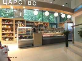 Торговое оборудование для кондитерского и хлебного отдела универсама «Алые паруса»