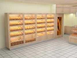 Разработка и внедрение новой линии стандартных хлебных стеллажей