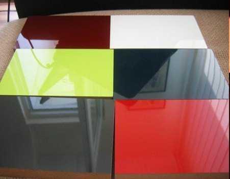 Изменен процесс окраски изделий из МДФ
