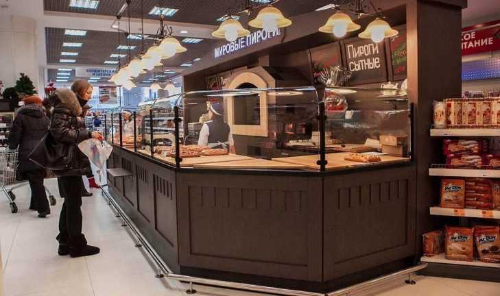 Запущены в производство хлебные корнеры «Мировые пироги»
