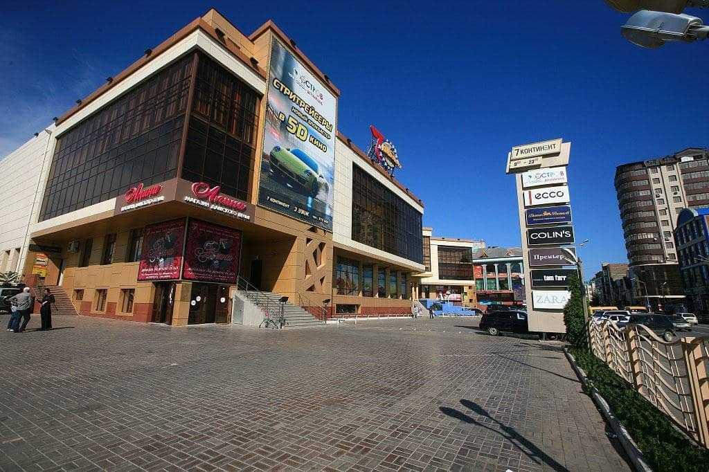 Приступили к разработке нового дизайн-проекта для магазина площадью 1400 кв.м. в ТЦ «7 континент»
