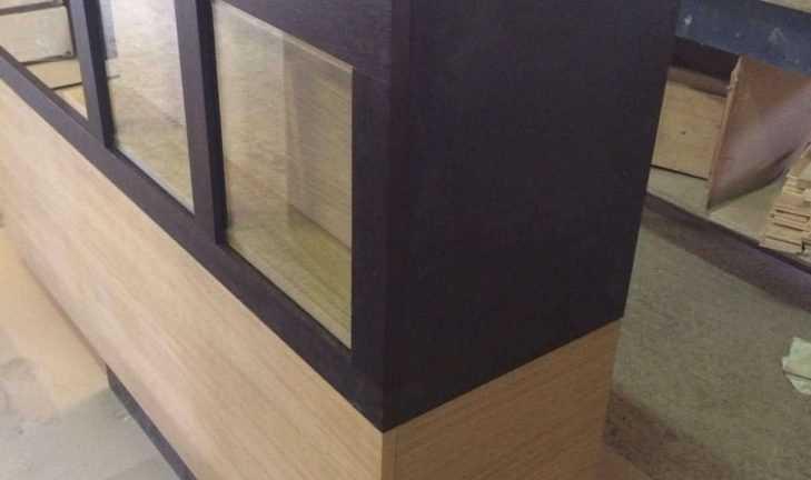 Производство свечного ящика для религиозной организации