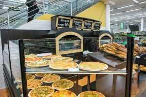Открылся отдел свежей выпечки в гипермаркете