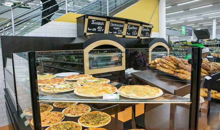 Открылся отдел свежей выпечки в гипермаркете «Твой Дом»