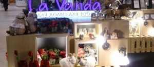 Проект: мини-корнер La Vanda