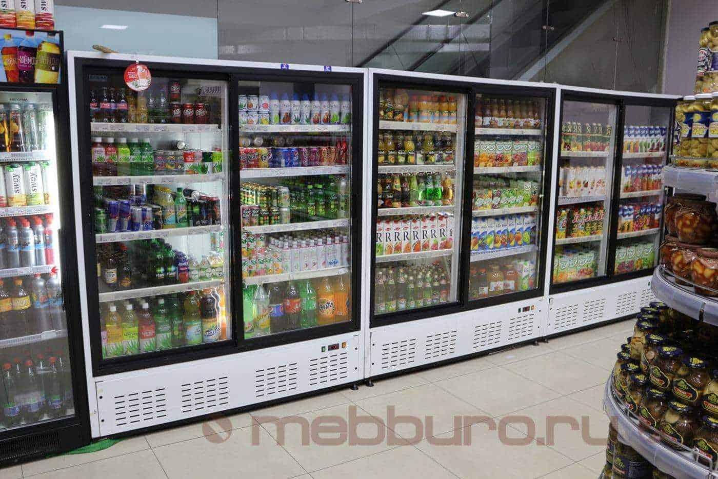 Тип оборудования: холодильные шкафы для безалкогольных напитков