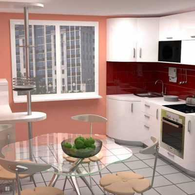 Кухня «Модерн в белом глянце»
