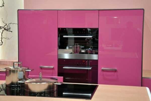 Кухонный шкаф-купе Cinetto