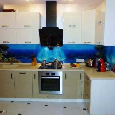 Кухня «Вудлайн кремовый»
