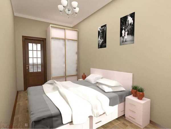 Спальня «Жасмин розовый»