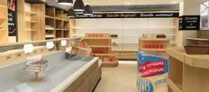 дизайн проект минимаркета