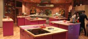 Проект кулинарии «Кулинарион» на Новинском бульваре