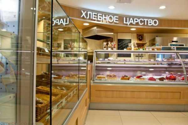 Торговое оборудование для отделов Пекарня-Кондитерская