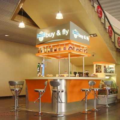 Торговое оборудование для кафе By-FLY Шереметьево