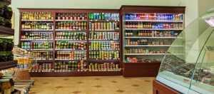 Оборудование для магазина Свято-Троицкой Сергиевой Лавры