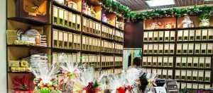 Торговое оборудование для чайной лавки «Мадам завари» в г. Одинцове