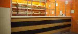 Хлебный магазин на территории Хлебозавода №22