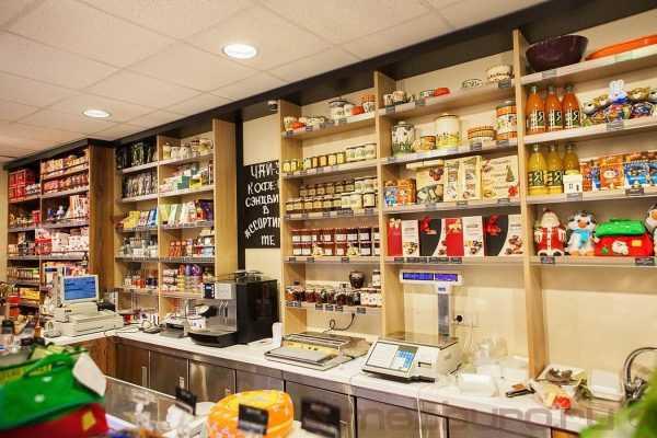 Магазин «Дымов»: торговое оборудование