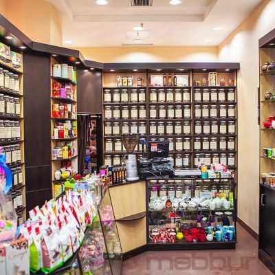 Мебель для чайных магазинов
