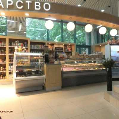 Торговое оборудование для кондитерского и хлебного отдела