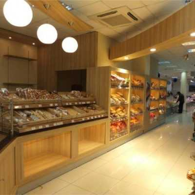 Торговое оборудование для пекарни «Алые Паруса»