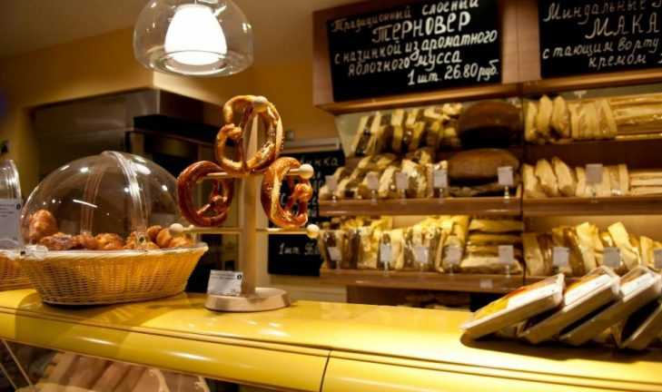 Какие используются нестандартные элементы в оснащении хлебных отделов?