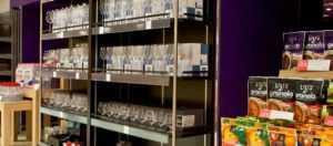 Комплексное оснащение торговым оборудование супермаркета «Азбука вкуса»