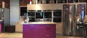 мебель для кулинарной студии 1