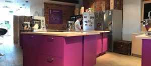 мебель для кулинарной студии 2