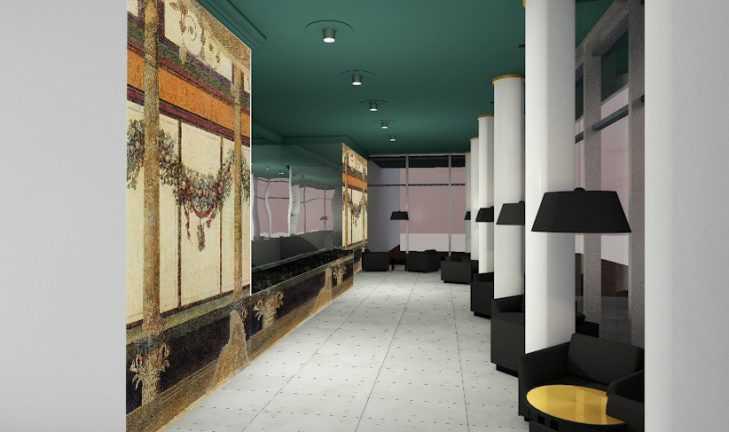 Разработали проект современного театра для г. Симферополя