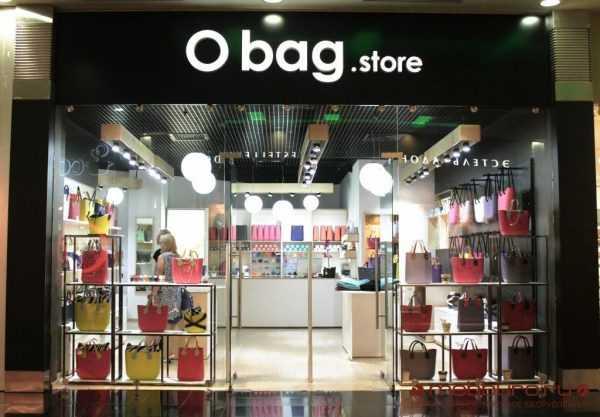 Торговая мебель для сумок O'Bag