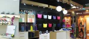 Торговая мебель для сумок