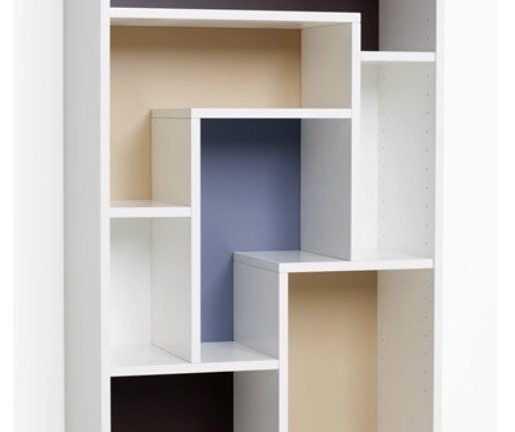 Очень простой в исполнении настенный шкаф дизайнера Karl Andersson&Soner