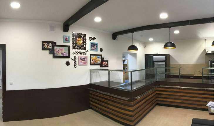 Открылось кафе-булочная в г. Домодедово