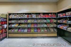 Мебель для супермаркета «МЭТР»