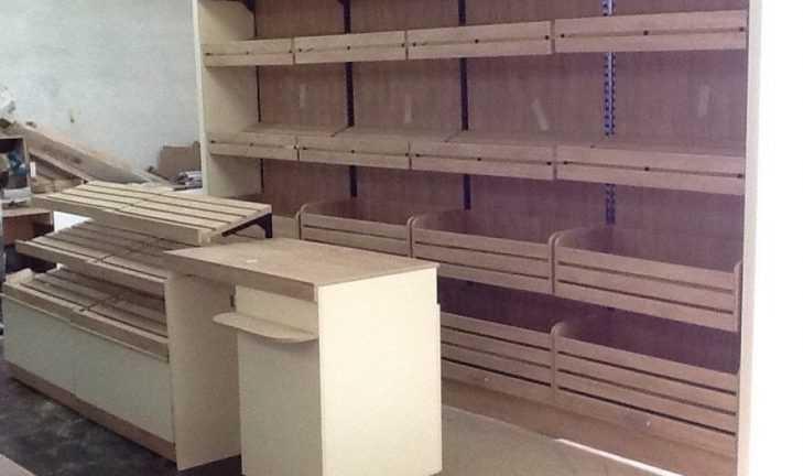 Оборудование для продажи хлебобулочной продукции