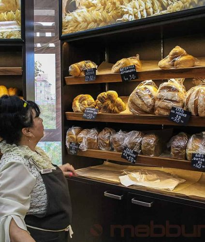 Оборудование для пекарни Домодевоский хлебокомбинат