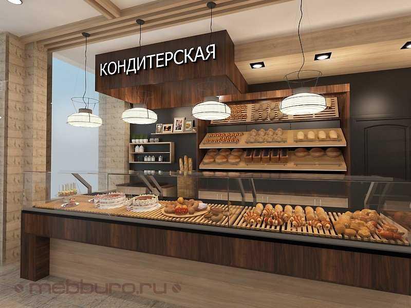 Мебель для пекарни кондитерской