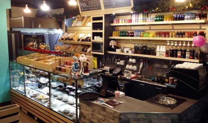 Открытие кафе-пекарни в г. Реутов