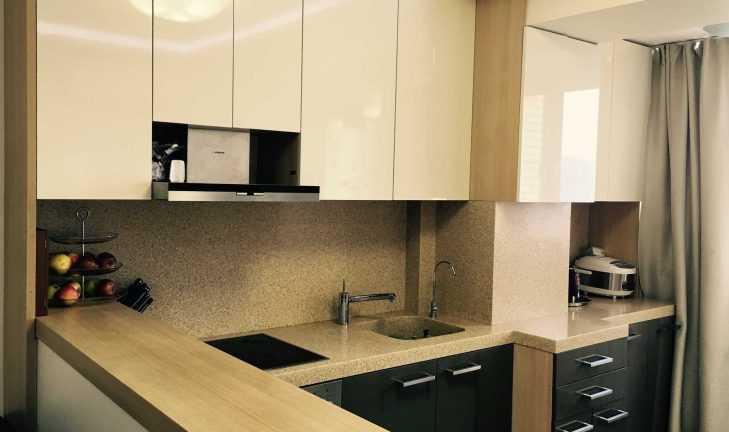 Замена кухонных фасадов из МДФ