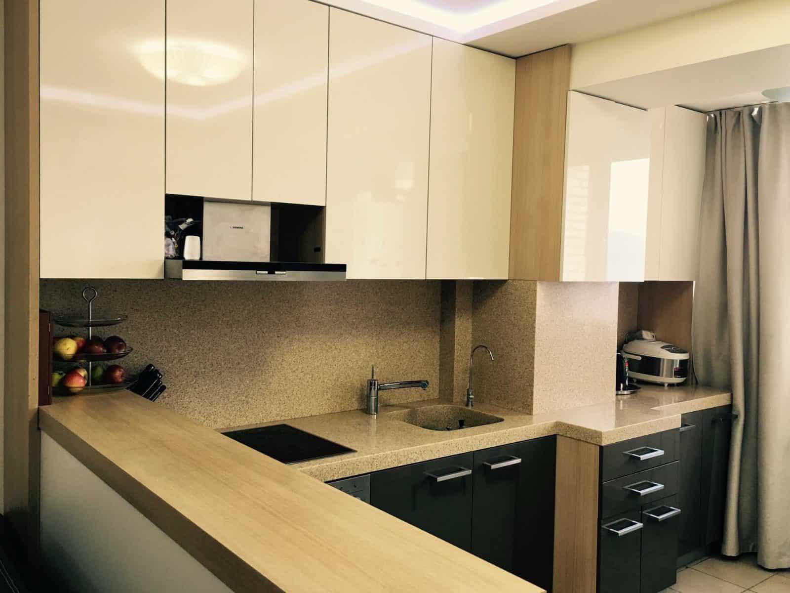 Замена кухонных фасадов фото