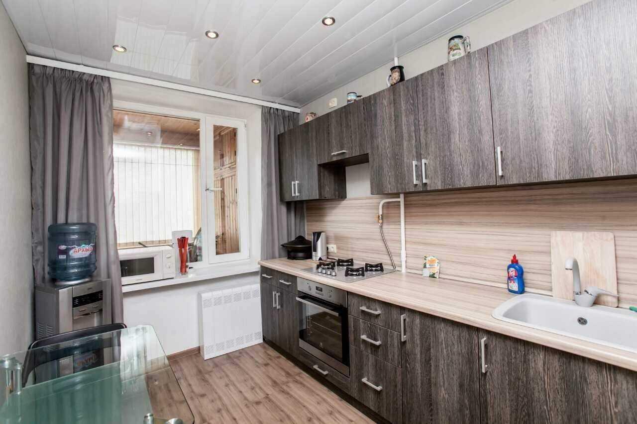 Кухня прямая 3 метра