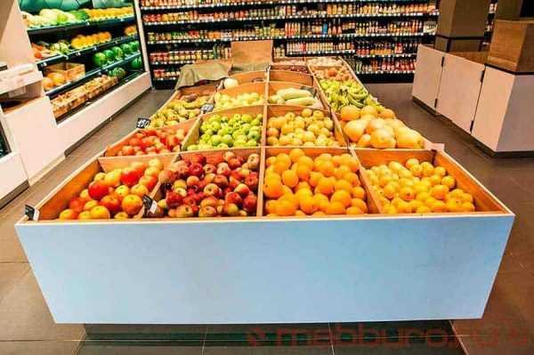 Овощной развал