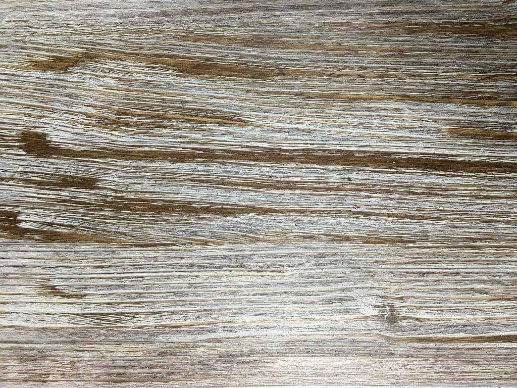 Покраска массива патина и белая эмаль