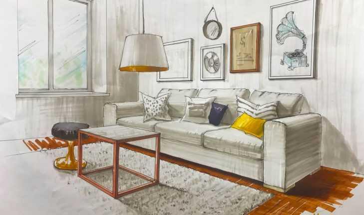 Архитектурный проект квартиры
