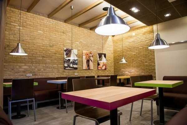 Дизайн магазинов и ресторанов: тренды нынешнего года