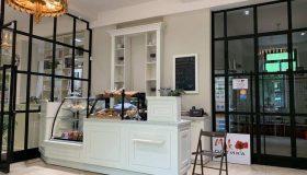 Торговая мебель для пекарни